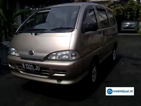 2005 Daihatsu Domino ZX